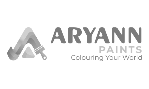 Aryann Paints Logo