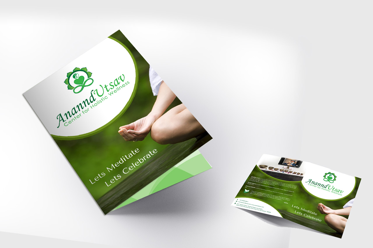 Anannd Utsav Marketing Material - Brochure