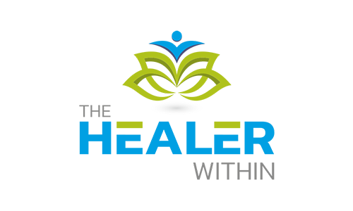 The Healer Within Color Logo
